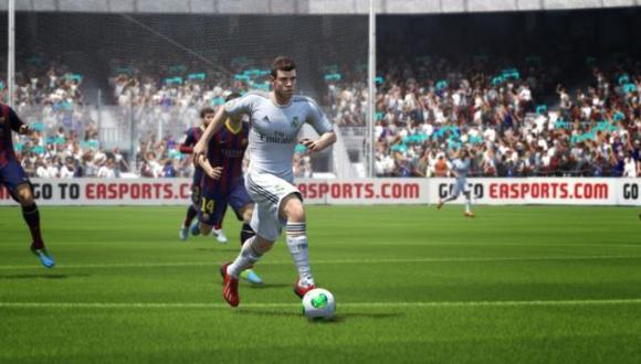 FIFA 14: nuevo ránking de los mejores goles de la semana