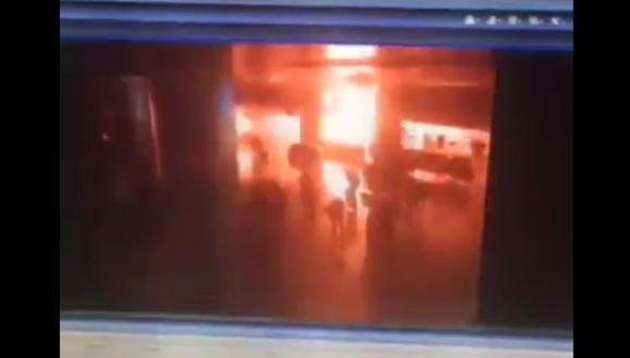 Turquía: Precisos momentos de los ataques en Estambul [VIDEOS]