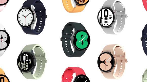 El diseño en el Galaxy Watch 4