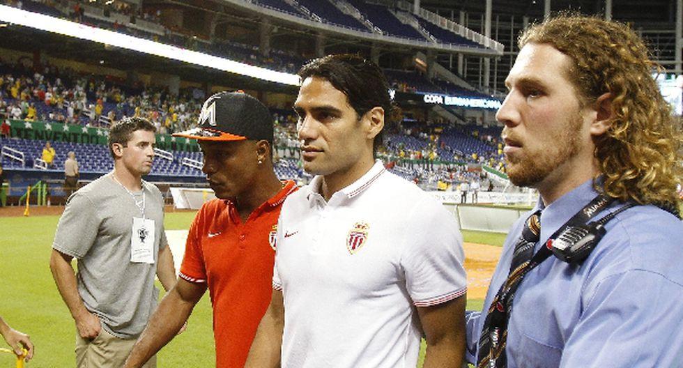 Falcao iría al Manchester United por 65 millones de euros