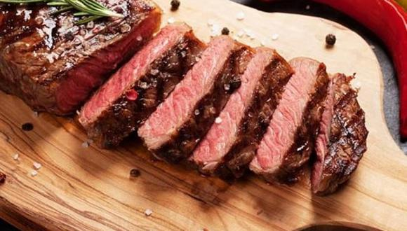 La carne mexicana tiene una textura fibrosa y bastante dura, pero es muy apreciada. (Foto: El Universal)