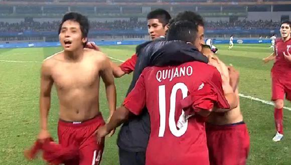 ¡Perú campeón! Sub 15 de Oré ganó el oro en Nanjing 2014
