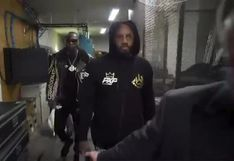 Wilder vs. Fury: así fue la llegada de Deontay al MGM Grand de Las Vegas para enfrentar a Fury por el título del CMB   VIDEO
