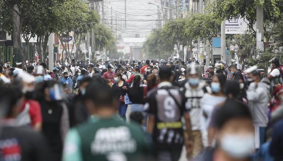 Cifra de decesos y contagios a causa del COVID-19 en el país fue actualizado por el Minsa. (Foto: Jorge Cerdán/GEC)