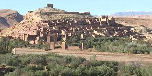 """Ait bin Hadu, la ciudad fortificada donde se grabó """"Game of Thrones"""""""