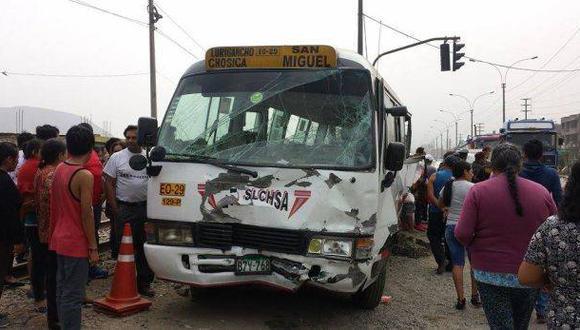 Defensoría: deben sancionar a empresas 'Chosicano' y 14 de Mayo
