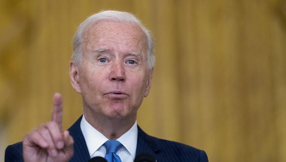 Joe Biden, presidente de Estados Unidos. (Foto: Bloomberg)