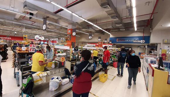 Si bien el canal tradicional es el canal preferido para realizar las compras del consumidor, durante la pandemia los supermercados han ganado terreno.
