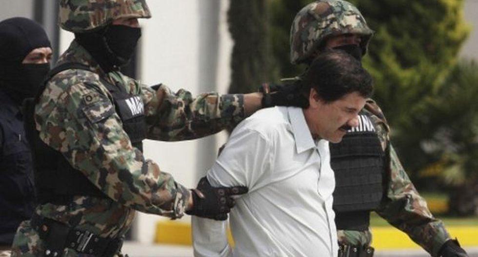 El cartel de Sinaloa creció mientras 'El Chapo' estuvo preso