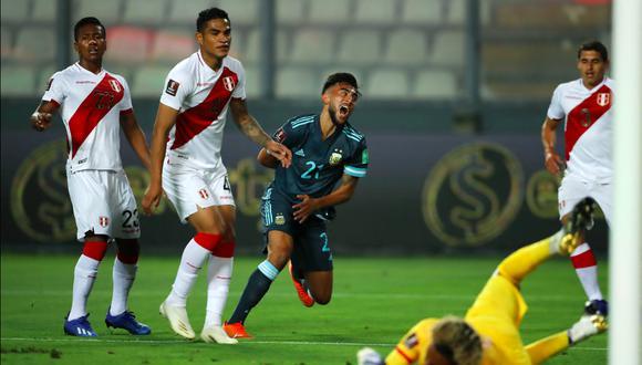 Perú volverá a jugar en marzo ante Bolivia en La Paz. (Foto: AFP / Daniel Apuy)