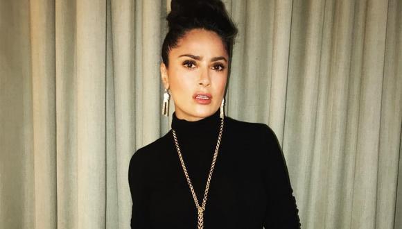 Salma Hayek (Foto: Instagram)