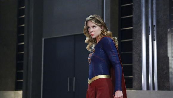 """Además de """"Supergirl"""", Benoistes conocida por su participación en """"Glee"""". (Foto: The CW)"""