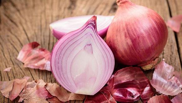 El precio promedio de la cebolla roja es de S/0,59 por kilo en Lima.