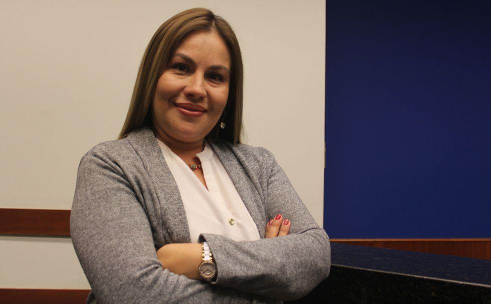 Carolina Mojica, directora de ventas en América Latina de Kaspersky. (Foto: Difusión)