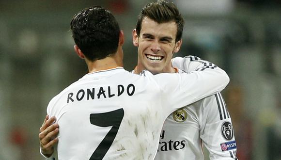 Cristiano y Gareth Bale serán titulares en final de Champions