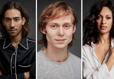 """Amazon Studios anuncia a nuevos actores para la serie de """"El señor de los anillos"""""""
