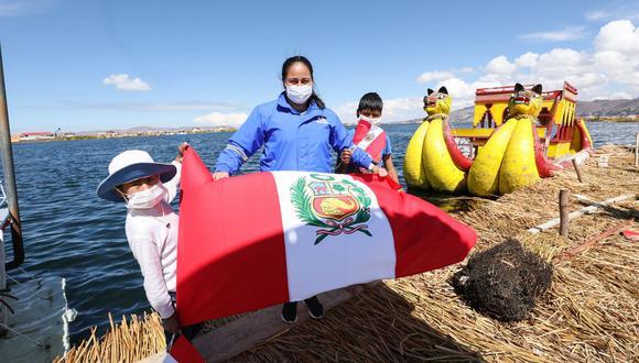 La festividad se celebra cada 27 de septiembre desde hace más de 40 años. (Foto: Andina)