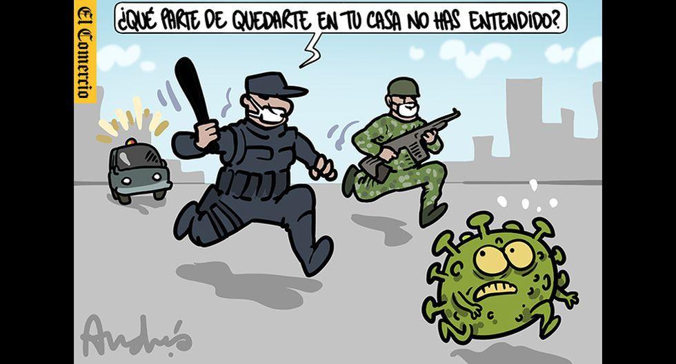 Publicado el 20/3/20 en El Comercio.
