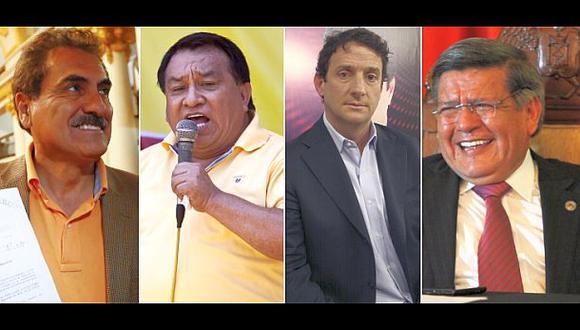 Cuatro políticos que se animaron a ser imágenes de publicidad