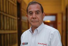 Walter Martos, el general sin retiro; un perfil de Fernando Vivas