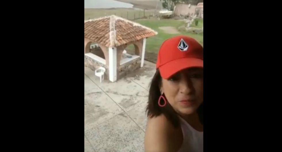 Video de Facebook desató las carcajadas de miles de internautas. (Foto: Captura)