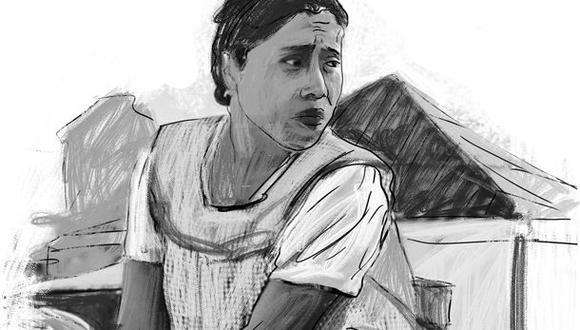 """""""Su nueva película, """"Roma"""", desafía la marca Cuarón y propone una historia íntima"""". (Ilustración: Giovanni Tazza)"""