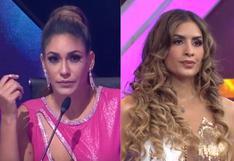 """Tilsa Lozano y su contundente descargo tras número musical de Milett Figueroa en """"El artista del año"""""""