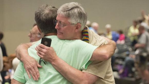 La Iglesia Presbiteriana de EE.UU. aprueba el matrimonio gay