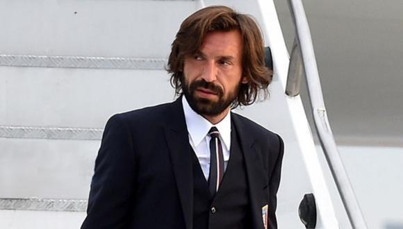 Andrea Pirlo reconoció que le molestó actitud de Morata.