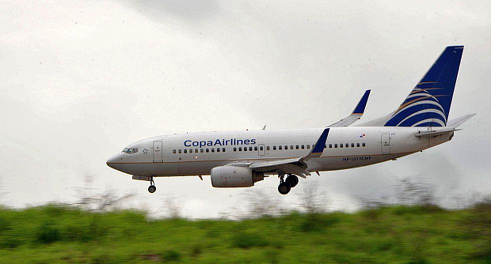 Copa Airlines es la aerolínea que podría mantenerse por mayor tiempo sin funcionar, siendo su tope 10 meses. (Foto: AFP)