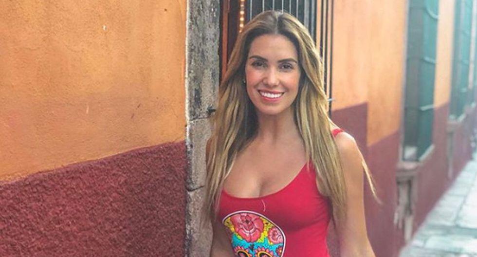 Andrea Escalona es una de las conductoras del popular programa mexicano 'Hoy' | Foto: @andy_escalona