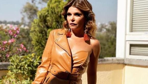 """La actriz mexicana se conmovió en """"El Retador"""". (Foto: Itatí Cantoral / Instagram)"""