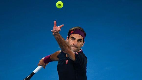 Roger Federer y su esposa se unieron para donar una importante suma de dinero a las familias afectadas por el coronavirus. (Foto: AFP)
