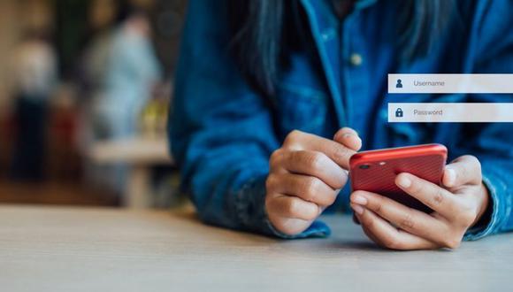 Al margen del peligro de hackeo, conviene no tener las contraseñas apuntadas en tu teléfono. Es vital mantener tus cuentas más valiosas bien protegidas. (Foto: Getty Images)