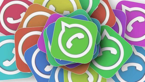 WhatsApp móvil tiene mayor cantidad de funciones que la versión web. (Foto: Pixabay)