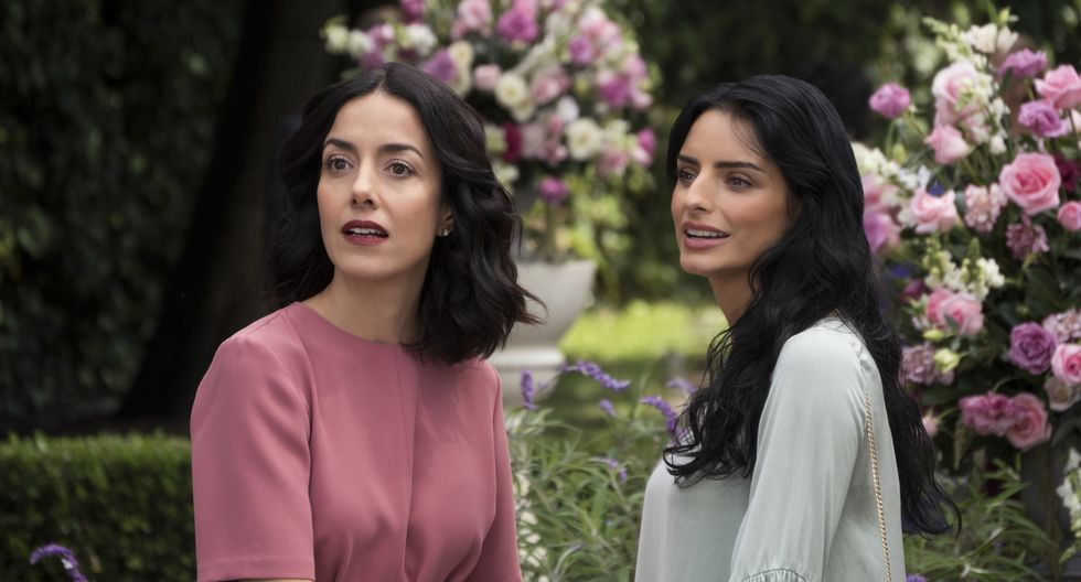 """Imágenes de la primera temporada de """"La casa de las flores"""". (Foto: Netflix)"""