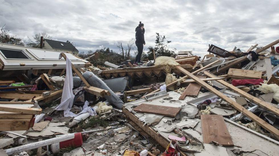 El gobernador de Virginia ha declarado el estado de emergencia.  (Foto: AP)