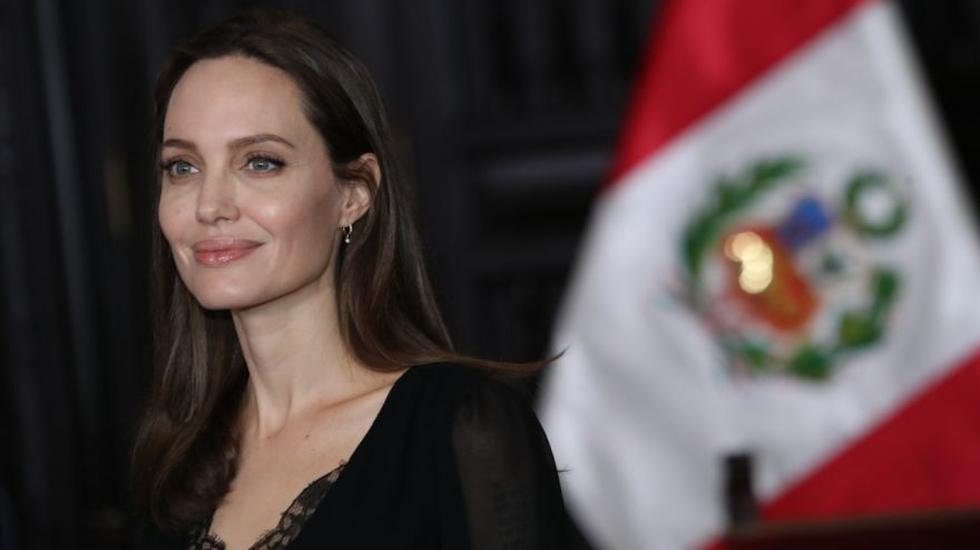 Angelina Jolie en Perú: diez imágenes que no viste de su elegante paso por Palacio.