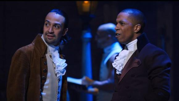 """El estreno de """"Hamilton"""" significó un aumento en descargas de Disney+. (Foto: Disney)"""