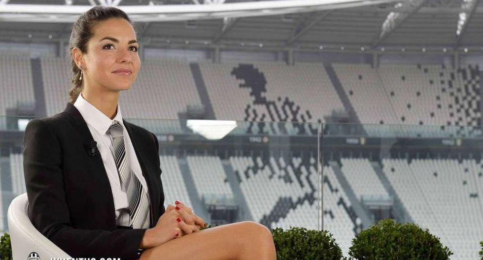 Laura Barriales, la bella y nueva presentadora de la Juventus - 11