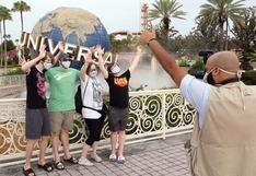 Universal Orlando Resort reabre sus parques con aforo y horario reducido