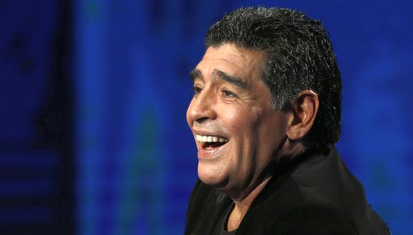 "Diego Armando Maradona: ""Argentina no está para ser campeón"""