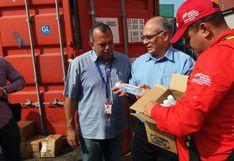 Chavismo dice que China y Cuba enviaron 933 toneladas de medicinas aVenezuela