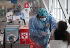 COVID-19: más de ocho millones de peruanos ya fueron inmunizados contra el coronavirus