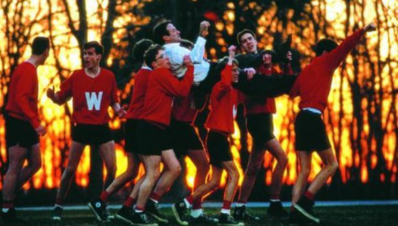 El día en que Robin Williams fue entrenador de fútbol