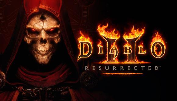 Diablo II Resurrected es el nuevo videojuego de la popular franquicia. (Imagen: Blizzard)