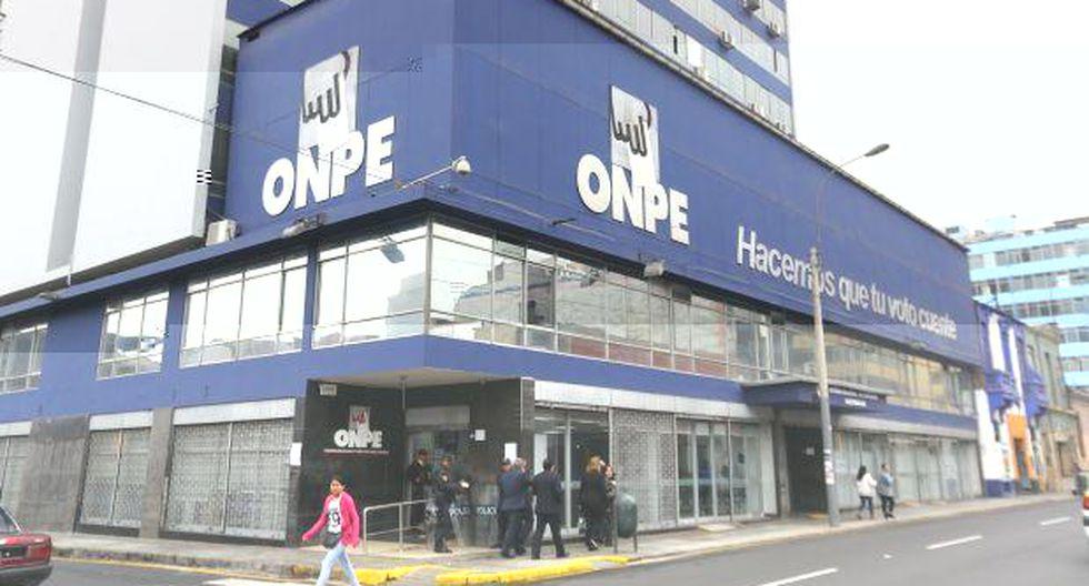 Nuevo jefe de la ONPE: Se implementará uso de voto electrónico
