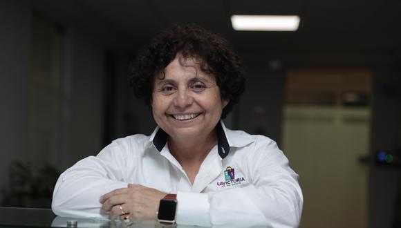 Susel Paredes será cabeza de lista por Lima del partido de Julio Guzmán. (Foto: GEC)