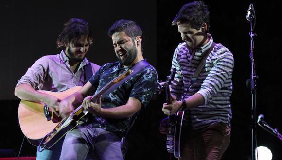 Morat: Conversamos en vivo con la banda de pop y folk colombiana