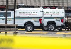 Arrestan a tres jóvenes que estuvieron cerca de un tiroteo mortal en Miami